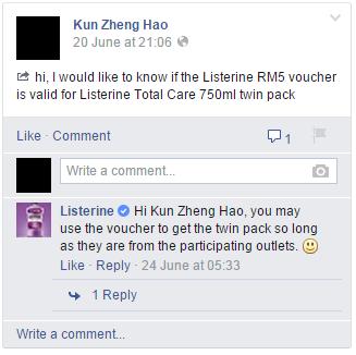 Listerine 20150620